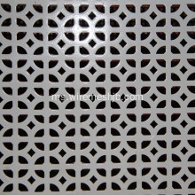 Profil Lubang Perforated Metal Plate